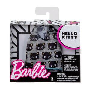Barbie Top Brandizzati Tg. Unica Top Chococat Grigio