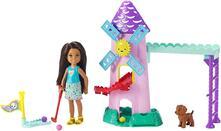 Mattel FRL85. Barbie. Family. Accessori Chelsea. Minigolf