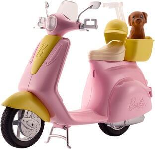 Mattel FRP56. Barbie. Estate. Scooter - 3