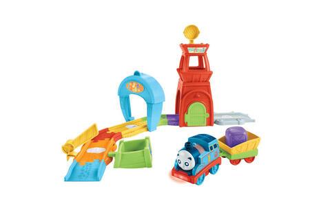 Mattel FWC92. Il Trenino Thomas. Rescue Tower Train Set