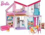 Barbie Casa di Malibu, Casa per Bambole con Accessori inclusi, Giocattolo per Bambini 3+ Anni. Mattel (FXG57)