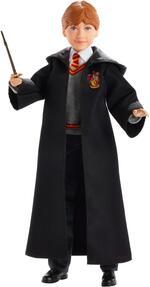 Harry Potter-Personaggio Ron Articolato da 30 cm Weasley Giocattolo per Bambini 6+Anni. Mattel (FYM52)
