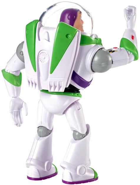 Buzz Lightyear Missione Speciale Disney Pixar Toy Story 4 Giocattolo parlante by