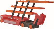 Hot Wheels Mega Trasportatore con Livelli Espandibili. Porta fino a 50 Macchinine