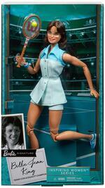 Barbie BillIie Jean King (GHT85)