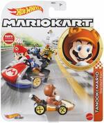 Hot Wheels Tanooki Mario,Std Kart