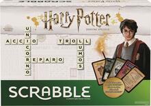 Scrabble Harry Potter Italiano. Gioco da tavolo (GMY41)