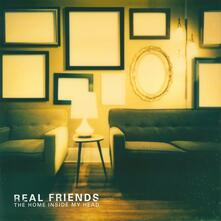 Home Inside My Head - CD Audio di Real Friends