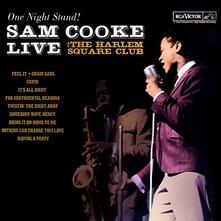 One Night Stand Live - Vinile LP di Sam Cooke