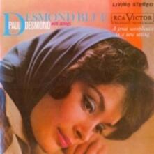 Desmond Blue (Hq Reissue) - Vinile LP di Paul Desmond