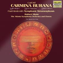 Carmina Burana - Vinile LP di Carl Orff,Robert Shaw,Atlanta Symphony Orchestra,Judith Blegen
