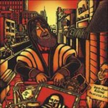 Polyester Zeal - CD Audio di Red Sun Rising