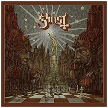 Popestar - CD Audio di Ghost