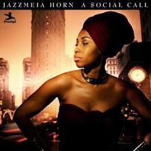 A Social Call - CD Audio di Jazzmeia Horn