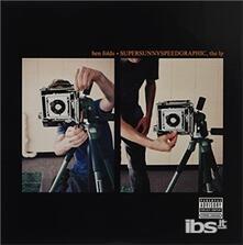 Supersunnyspeedgraphic - Vinile LP di Ben Folds