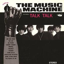 (Turn on) The Music Machine (feat. Talk Talk) - Vinile LP di Music Machine