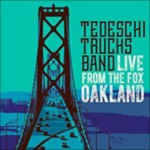 CD Live from the Fox Oakland di Tedeschi Trucks Band