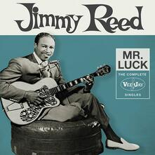Mr. Luck. The Complete Vee-Jay Singles - CD Audio di Jimmy Reed