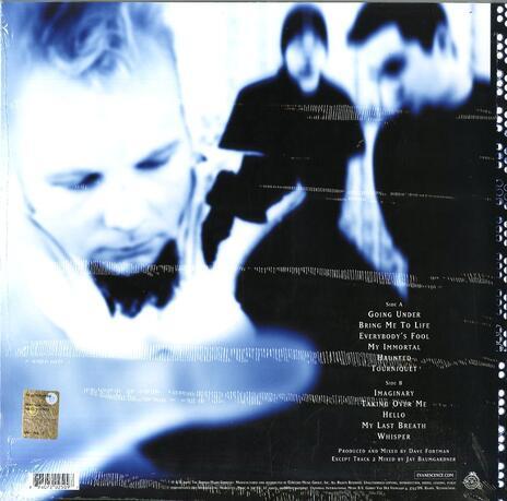 Fallen - Vinile LP di Evanescence - 2