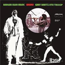 Harlem Bush Music. Uhuru - Vinile LP di Gary Bartz