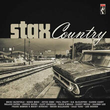 Stax Country - CD Audio