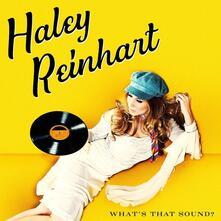 What's That Sound? - Vinile LP di Haley Reinhart