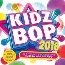 Kidz Bop 2018 - CD Audio