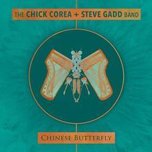 Chinese Butterfly - CD Audio di Chick Corea,Steve Gadd