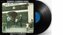 Willy and the Poor Boys (Half Speed Master Edition) - Vinile LP di Creedence Clearwater Revival
