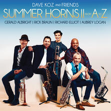 Dave Koz and Friends. Summer Horns II from A to Z - CD Audio di Dave Koz