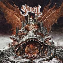 Prequelle (Clear Silver Vinyl Edition) - Vinile LP di Ghost