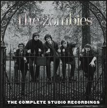 The Zombies Complete Studio Recordings - Vinile LP di Zombies