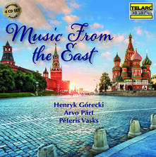 Music from the East - CD Audio