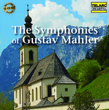 The Symphonies of Gustav Mahler (Box Set) - CD Audio di Gustav Mahler