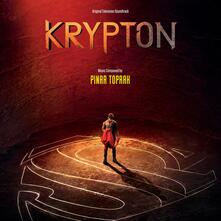 Krypton. Original TV Soundtrack (Colonna Sonora) - CD Audio di Pinar Toprak