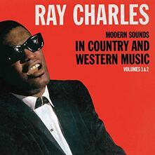 Modern Sounds vols. 1 & 2 - CD Audio di Ray Charles
