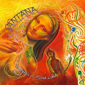 CD In Search of Mona Lisa Ep Santana