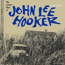 The Country Blues of - Vinile LP di John Lee Hooker