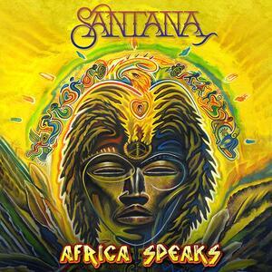 Vinile Africa Speaks Santana