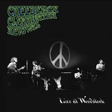 Live at Woodstock - CD Audio di Creedence Clearwater Revival