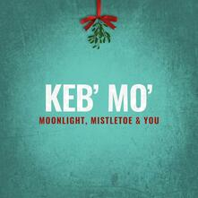 Moonlight, Mistletoe and You - CD Audio di Keb' Mo'