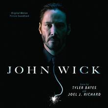 John Wick (Colonna Sonora) - Vinile LP