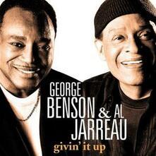 Givin' it Up - CD Audio di George Benson,Al Jarreau