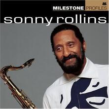 Milestone Profiles - CD Audio di Sonny Rollins