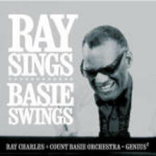 Ray Sings, Basie Swings - CD Audio di Count Basie,Ray Charles