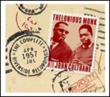 Complete Riverside Record - CD Audio di John Coltrane,Thelonious Monk