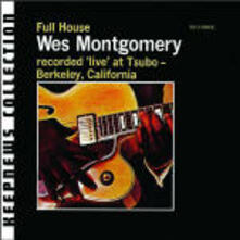 Full House (Rudy Van Gelder) - CD Audio di Wes Montgomery