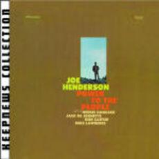 CD Power to the People Joe Henderson