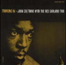 CD Traneing in John Coltrane Red Garland