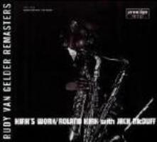 Kirk's Work (Import) - CD Audio di Roland Kirk